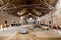 Breeding Barn Interior