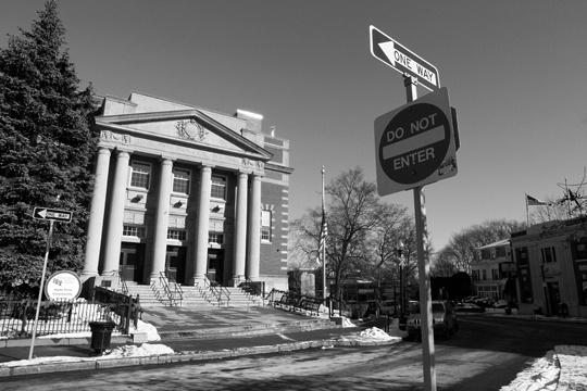 Hyde Park Municipal Building #2